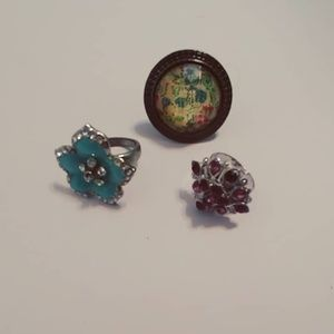 Jewelry - Vintage Rings